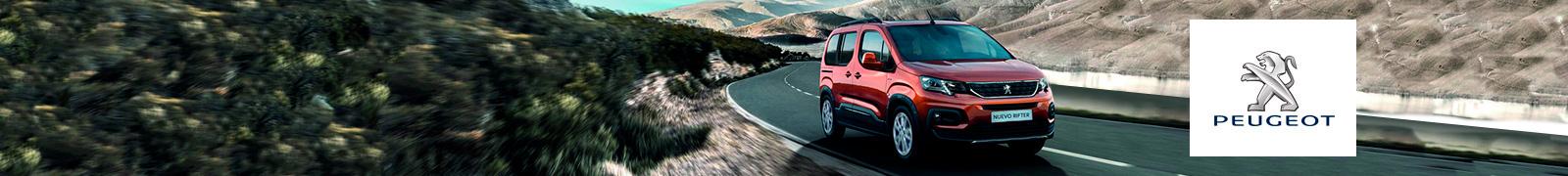 Peugeot Rifter Chile Santiago